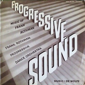 Progressive Sound cover art