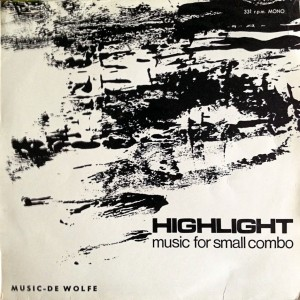 Highlight cover art