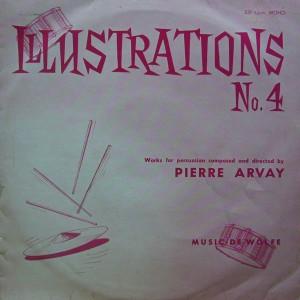 Illustrations No. 4 cover art.