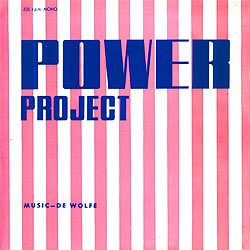 Power Project cover art.