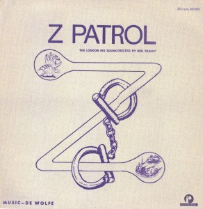 Z Patrol cover art.