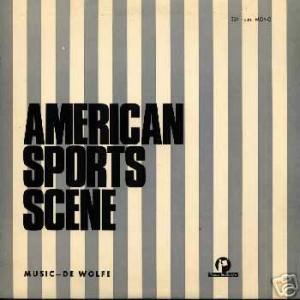 American Sports Scene cover art.