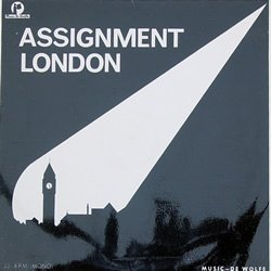 Assignment London cover art.