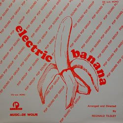 Electric Banana cover art.