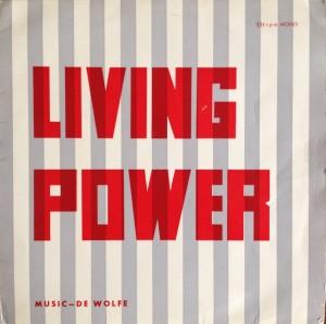 Living Power cover art