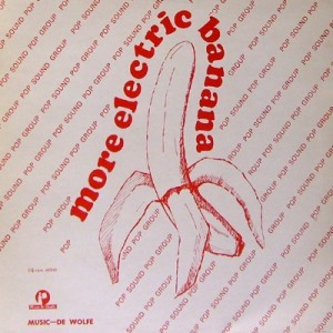 More Electric Banana cover art.