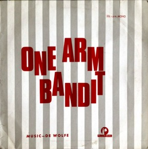One Arm Bandit cover art