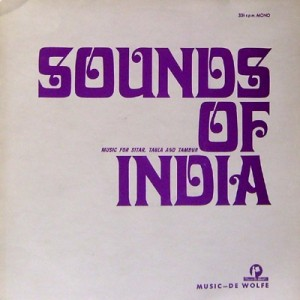 Sounds Of India cover art.