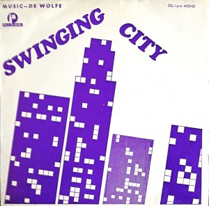 Swinging City cover art