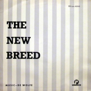 The New Breed cover art.