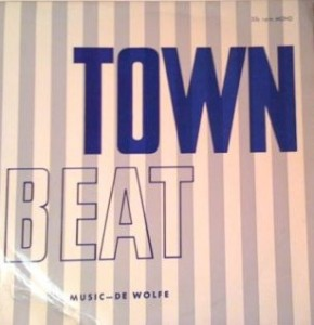 Town Beat cover art.