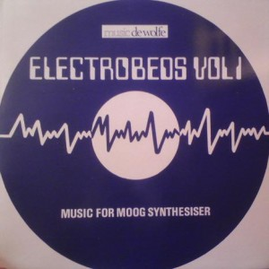 Electrobeds Vol. 1 cover art.