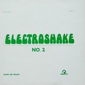 Electroshake No. 2 cover art.