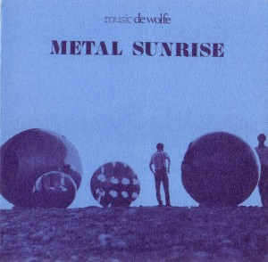 Metal Sunrise cover art.