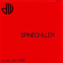 Spinechiller cover art.