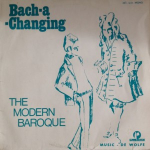 Bach-A-Changing cover art