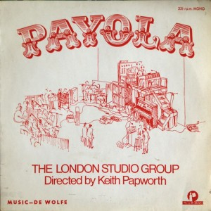 Payola cover art