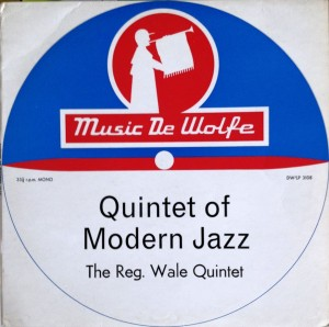 Quintet Of Modern Jazz cover art