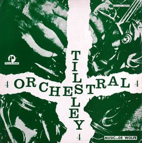 Tilsley Orchestral No. 4 cover art.