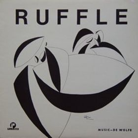 Ruffle cover art.