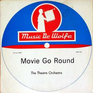 Movie Go Round cover art.