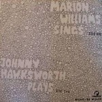 Marion Williams Sings / Johnny Hawksworth Plays cover art.