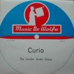Curio cover art.