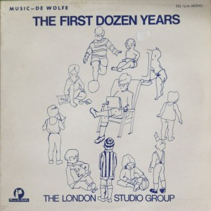The First Dozen Years cover art