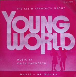 Young World cover art