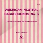 American Neutral Backgrounds No. 6 cover art.