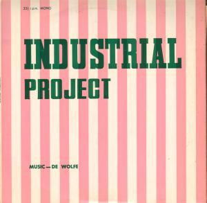 Industrial Project cover art.
