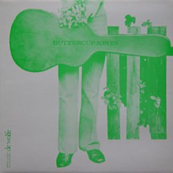 Buttercup Jones cover art.