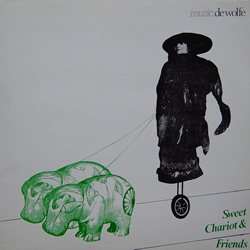 Sweet Chariot & Friends cover art.