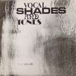 Vocal Shades And Tones cover art.