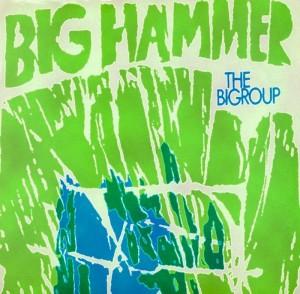 Big Hammer cover art.
