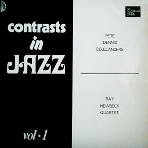 Contrasts In Jazz, Vol. 1 cover art.