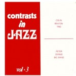 Contrasts In Jazz, Vol. 3 cover art.