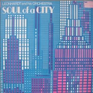 Soul Of A City cover art.