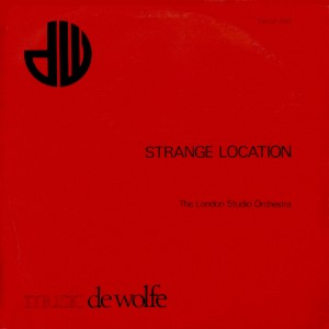 Strange Location cover art